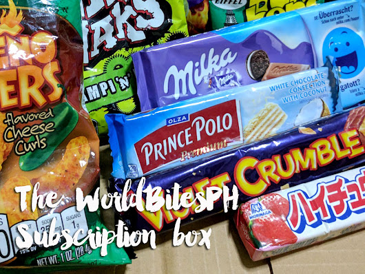 Review: WorldBitesPH Snack