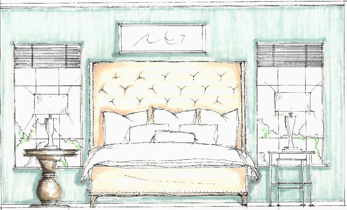 Mind Blowing Method On Bed Section Drawing Roole