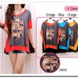 NN28650 Abstract Zara Blouse