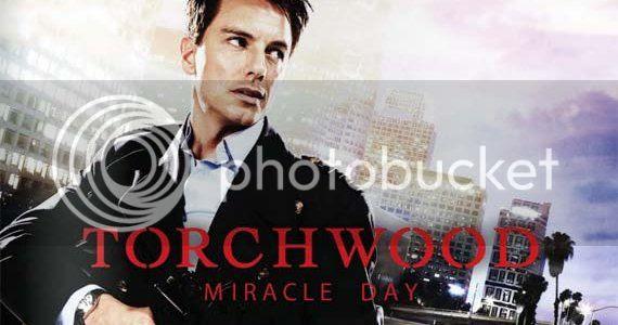 Torchwood - John Barrowman