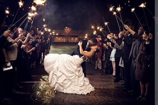 How the Wrong Sparklers Almost Cost Me My Wedding Photography Career | Resource Magazine