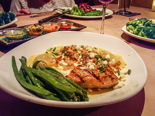 Review of Bonefish Grill in Secaucus | Babaganosh