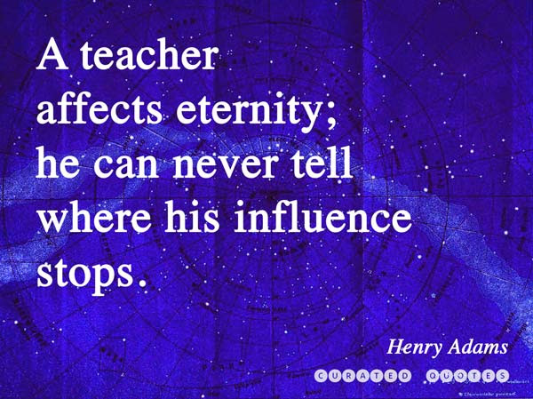 32 Thank You Quotes For Teachers Curated Quotes