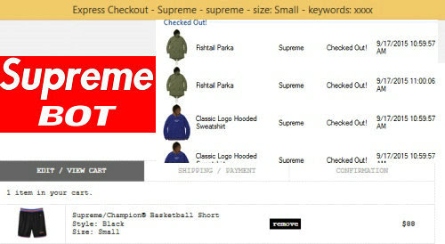 Supreme Proxies for Supreme Bot to Bypass Limited Cops - Best Paid Proxies
