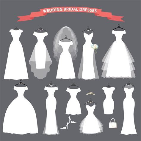 Inspirational Types of Wedding Dresses   AxiMedia.com