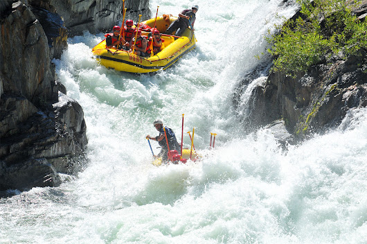 Grab your paddle! Rafting heaven predicted at these 7 spots in California