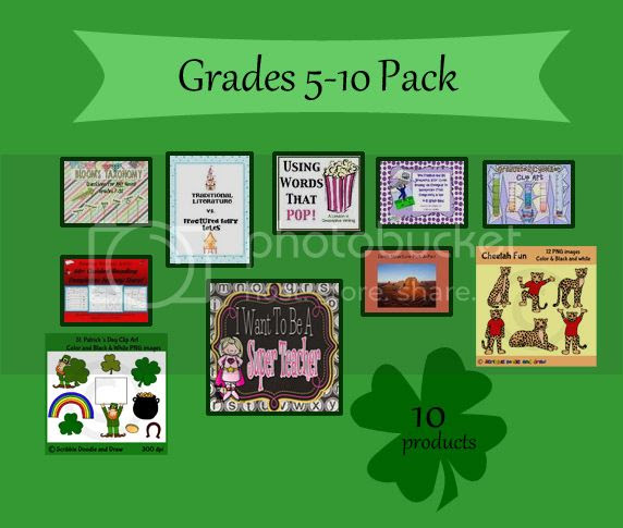 Are you feeling lucky contest grades 5-10 teaching resources