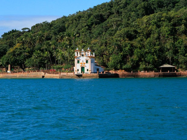 Ilha dos Frades (Foto: Tatiana Azeviche/Setur-BA)