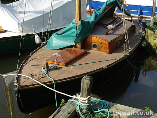 Pegg River Cruiser Class (Trailer Available) for sale - Topsail Marine Yacht Brokers (1825)
