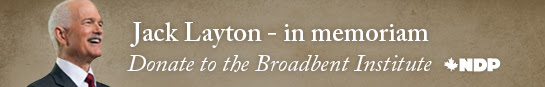 Donate to the Broadbent Institute.
