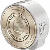 ソニー レンズスタイルカメラ サイバーショット DSC-QX10(ホワイト)
