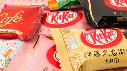Japan has 300 Kit Kat flavours, and one Aussie wants to try them all