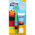 Orajel Baby Tooth & Gum Cleanser Set, Bright Banana Apple - 1 oz tube