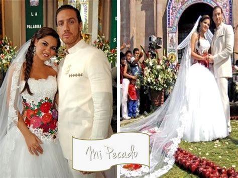 Vestido de novia usado por Maite Perroni   Wedding