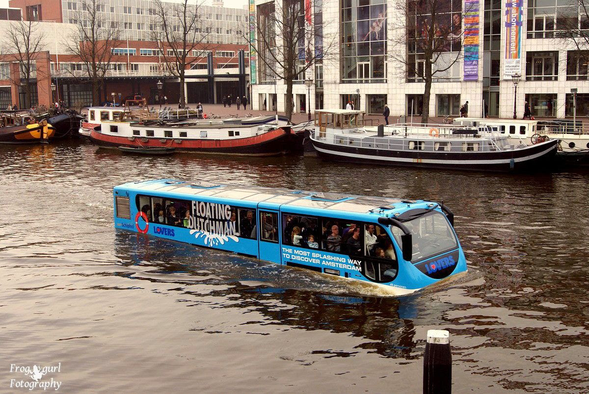 16.3, A fun way to see Amsterdam