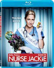 Nurse Jackie - Season Five (Blu-ray)
