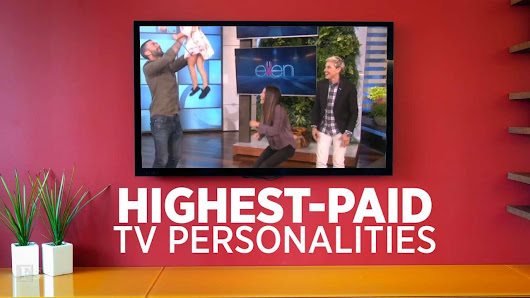 Highest-Paid TV Personalities