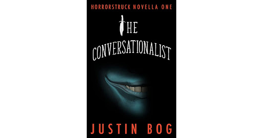Janice's review of The Conversationalist: Horrorstruck Novella One