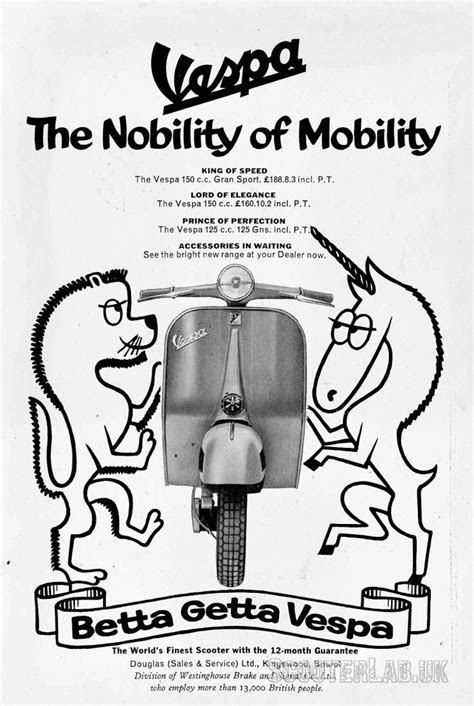 Vespa Anniversary - the first 70 years | FEATURE - ScooterLab