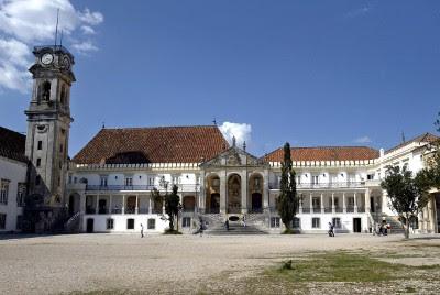 Reitoria da Universidade de Coimbra - Foto de Paulo Novais/ Lusa (arquivo)