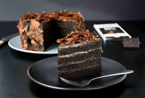 Black Velvet Cake   Delectable Lindt Recipes   World of
