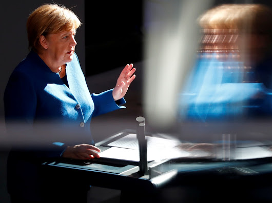 Merkel's Departure: A Star Begins to Dim