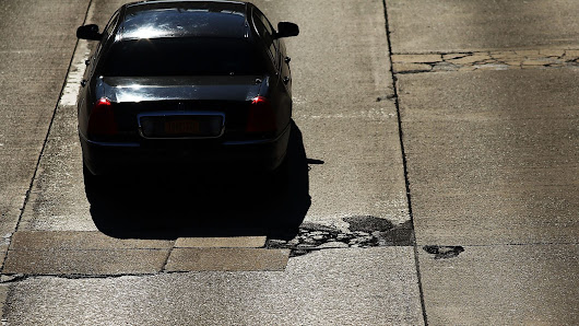 Google could track potholes to help you avoid them down the road