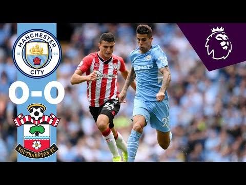Watch Highlight: Manchester City vs Southampton (0:0)
