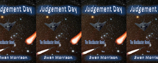 Judgement Day - The comic, romantic, adventure thriller (Free eBook Download) by Swan Morrison