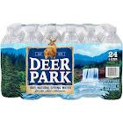 Deer Park Natural Spring Water - 24 pack, 16.9 fl oz bottles
