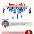 Which Pro Wrestling Co-Worker Are You? - Heelbook