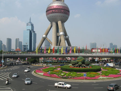 Shanghai China Tourist Information and Travel Guide