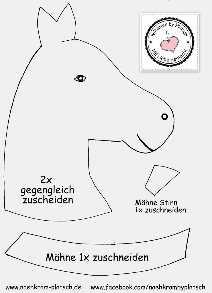 Einladungskarten Pferd Nahkram By Platsch