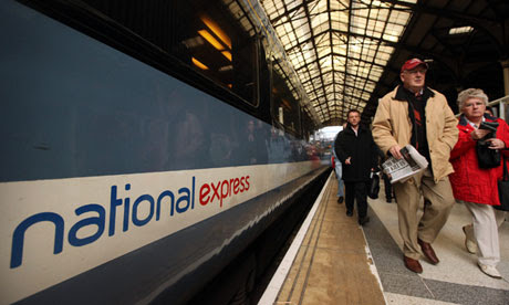 National Express wins German rail routes