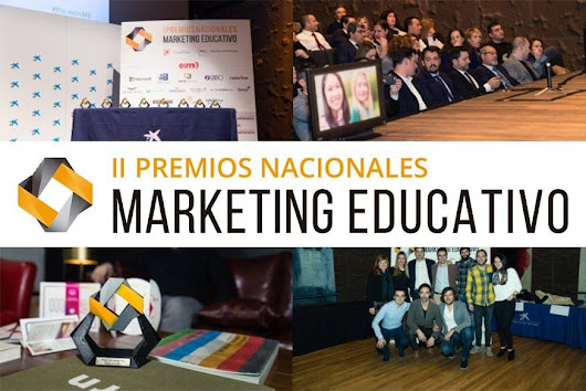 Regresan los II Premios Nacionales de Marketing Educativo - Blog de IEBSchool