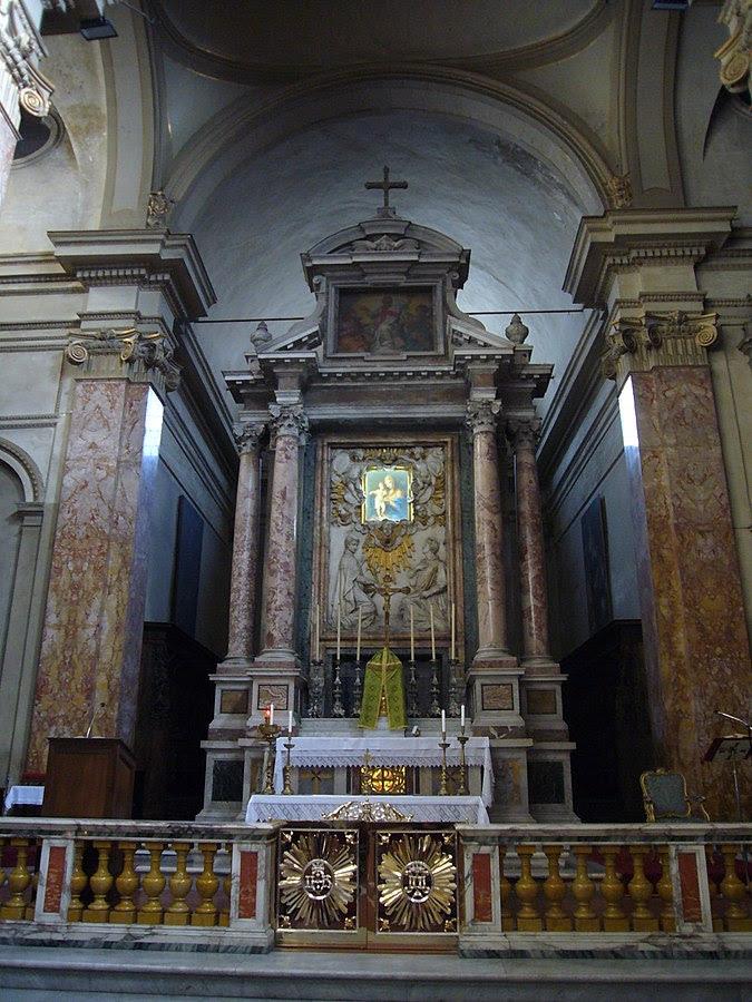 File:Esquilino - s Eusebio - altar maggiore 1240343.JPG