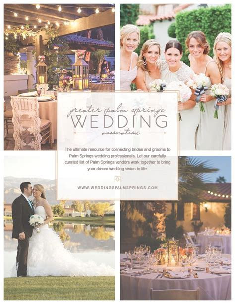 Brand Identity   Website   Greater Palm Springs Wedding