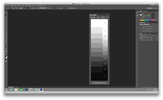 Zone Gradient Photoshop Panel Update