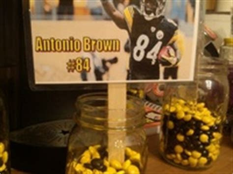 17 Best images about Steelers party on Pinterest