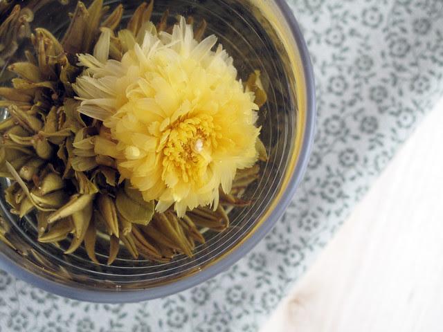 Chinese Flowering Tea 1