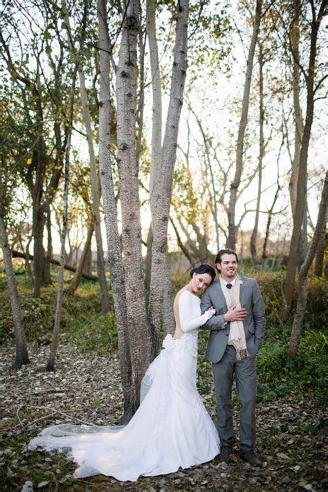 A Sexy South African Winter Wedding: Tertius & Melissa