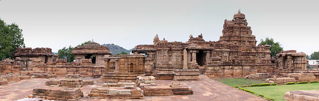 Temple Complex, Pattadakal