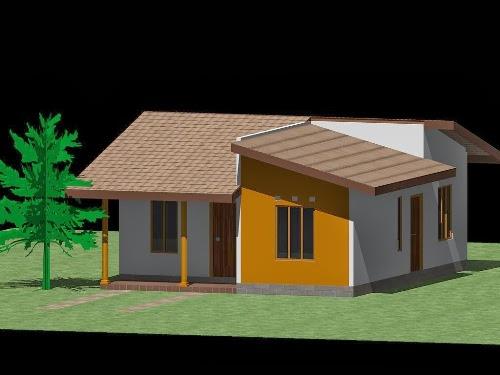730 Koleksi Gambar Rumah Geribik Yg Bagus HD Terbaru