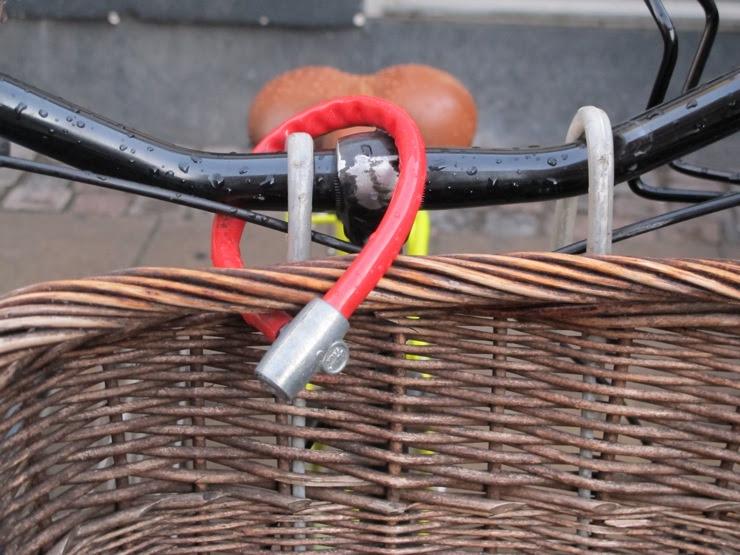 Mini basket lock