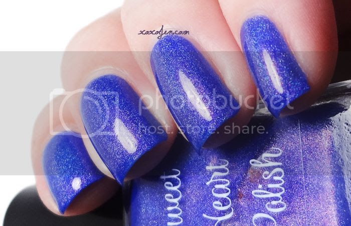 xoxoJen's swatch of Sweet Heart Polish Hyacinth