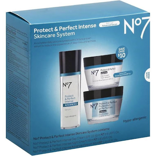 No7 Protect & Perfect Intense Skincare System