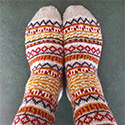 Balthazar's Jumper Socks