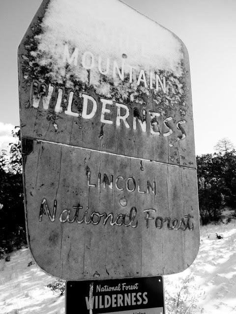 White Mtn. Wilderness