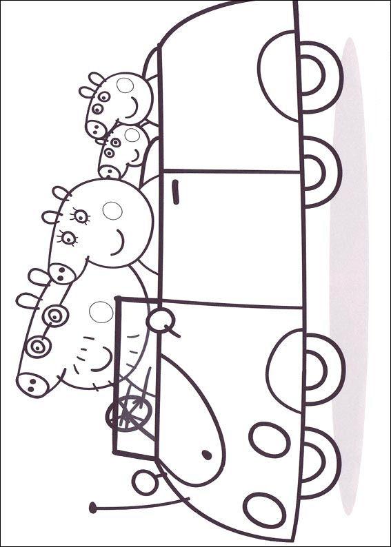 peppa wutz malvorlagen name  kinder zeichnen und ausmalen