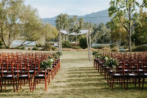 West Coast Wedding DJ » Lodge at Malibou Lake Wedding
